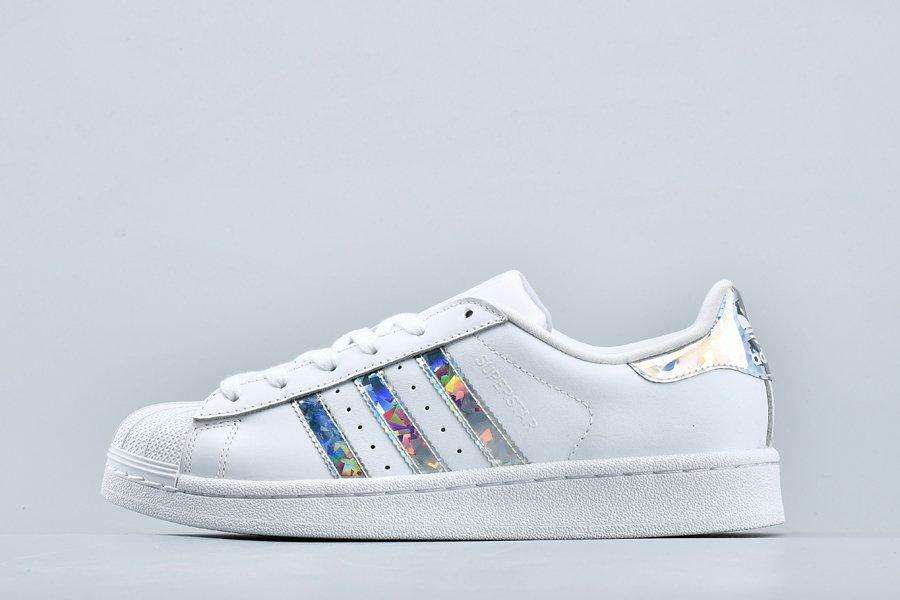 adidas Superstar J Footwear White Laser On Sale