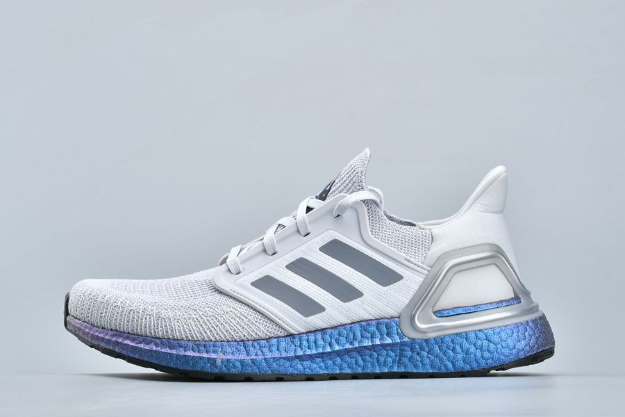 adidas Ultra Boost 2020 ISS US National Lab Grey Blue EG0755 Outlet