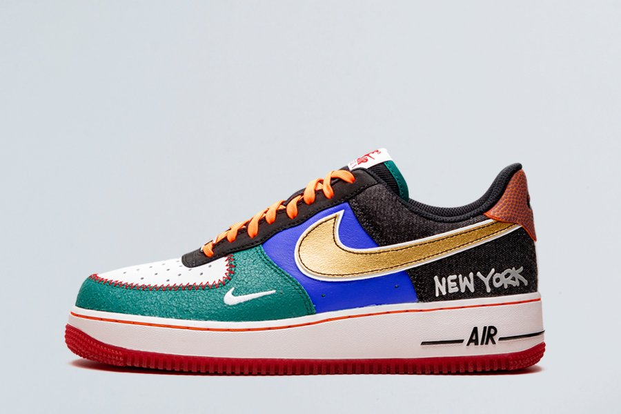Nike Air Force 1 Low What The NYC CT3610-100 To Buy