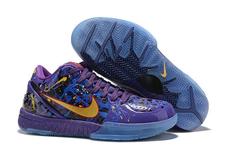 Nike Zoom Kobe IV 4 Prelude Finals MVP Court Purple For Sale