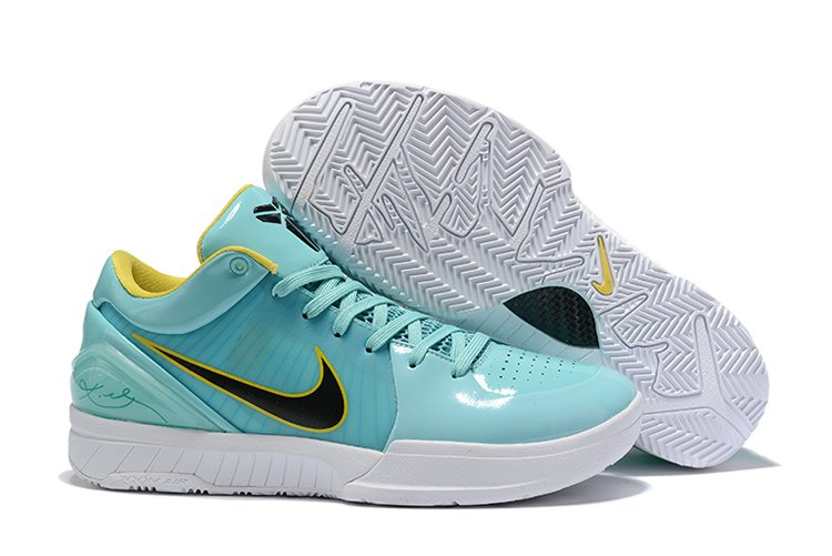 UNDEFEATED x Nike Kobe 4 Protro Spurs Hyper Teal To Buy