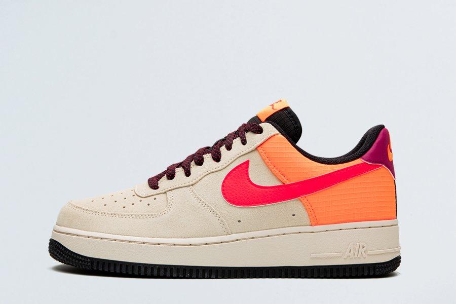 Nike Air Force 1 Low ACG Light Orewood Brown Pink-Orange For Sale