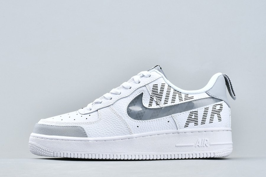 Nike Air Force 1 Low Under Construction White BQ4421-100 For Sale