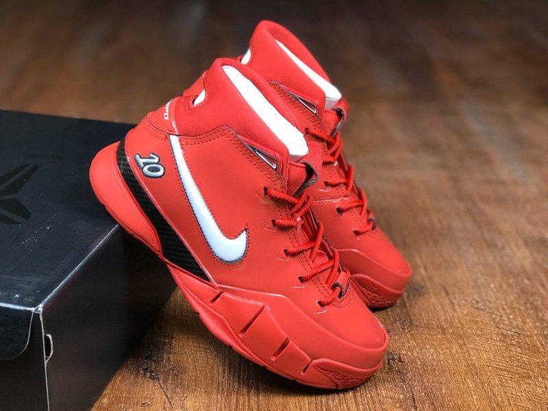 Nike Zoom Kobe 1 Protro Demar Derozan PE University Red For Sale