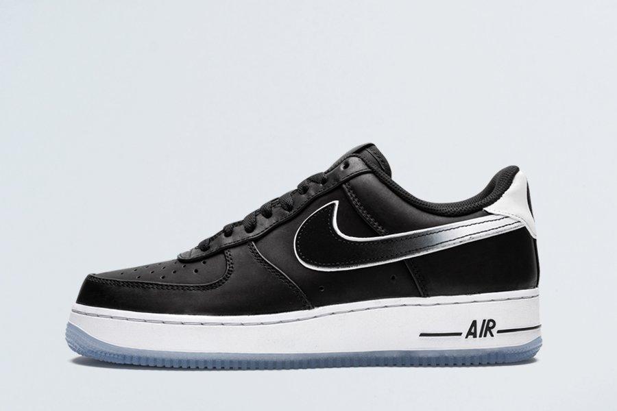 Nike x Colin Kaepernick Air Force 1 07 CK QS Black For Sale