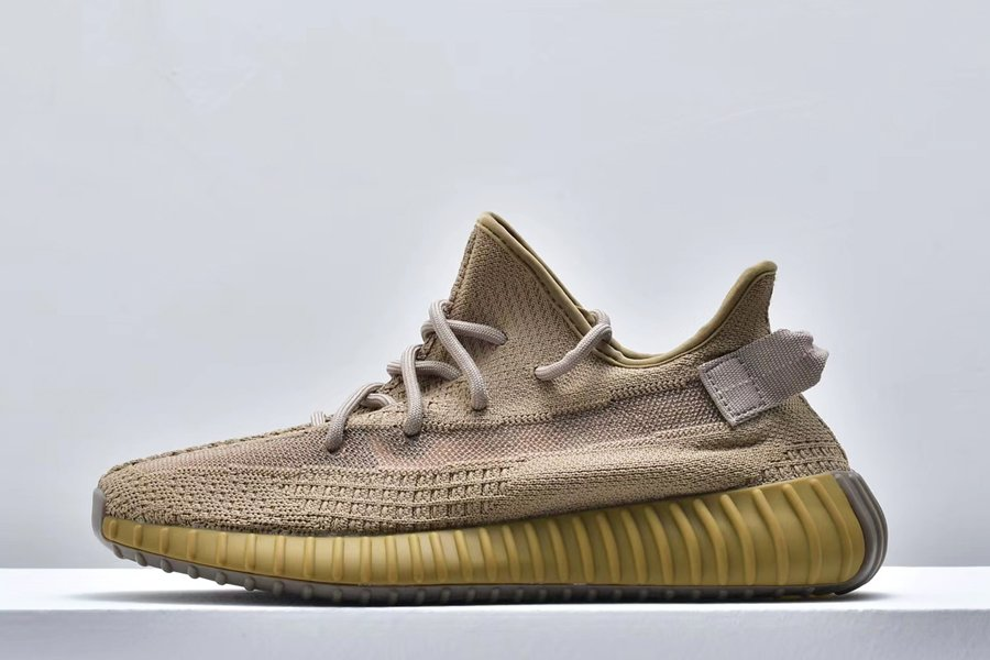 2020 adidas Yeezy Boost 350 V2 Earth Brown FX9033 Cheap Sale