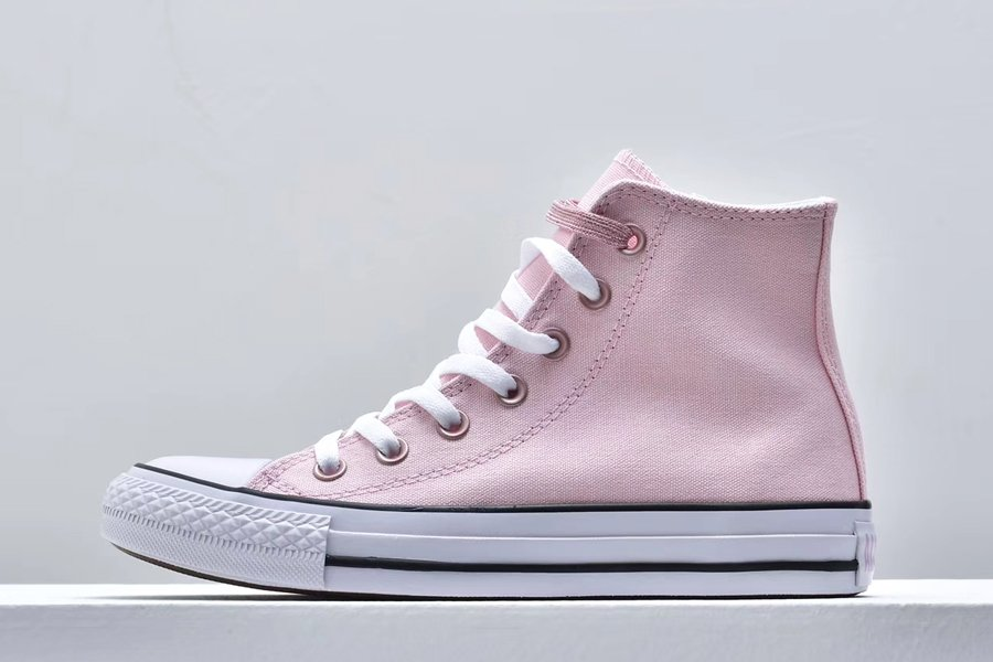 Ladies Converse Chuck Taylor All-Stars Pastels High Pink For Sale