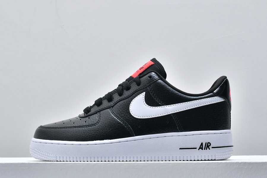 Men and Womens Nike Air Force 1 Low SE Black White CI3446-001 For Sale