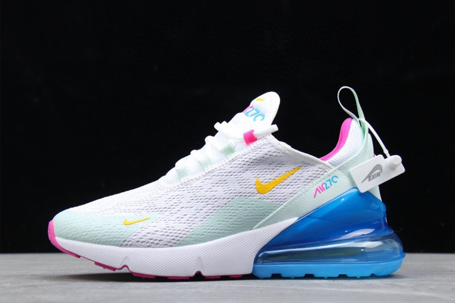 New Womens Nike Air Max 270 Easter CJ0568-100 To Buy
