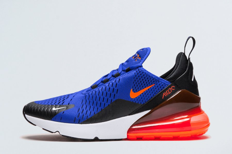 Nike Air Max 270 Racer Blue AH8050-401 Mens Trainers For Sale
