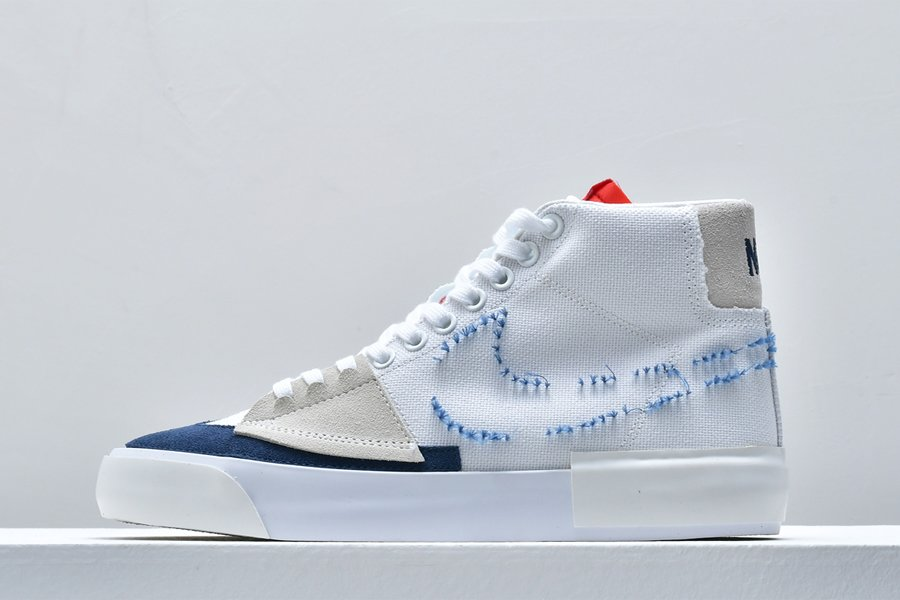Nike Blazer Mid SB Edge Hack Pack White CI3833-100 For Sale