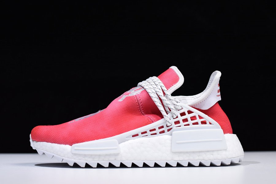 adidas PW HU Holi NMD MC Passion Red White F99761 For Sale
