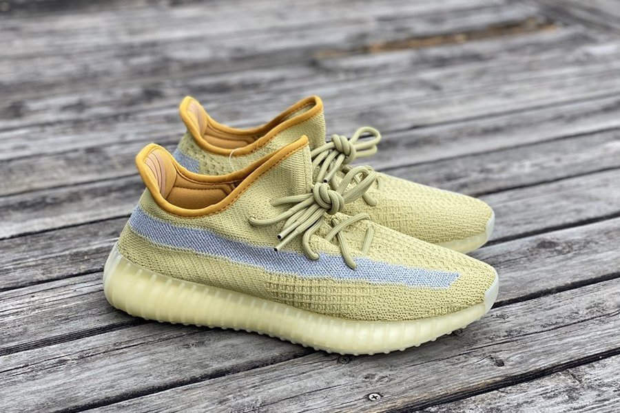 adidas Yeezy Boost 350 V2 Marsh Yellow FX9034 To Buy