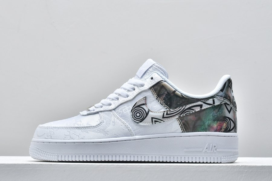Nike Air Force 1 Low Silk 5D Big Eyes White Colorful To Buy
