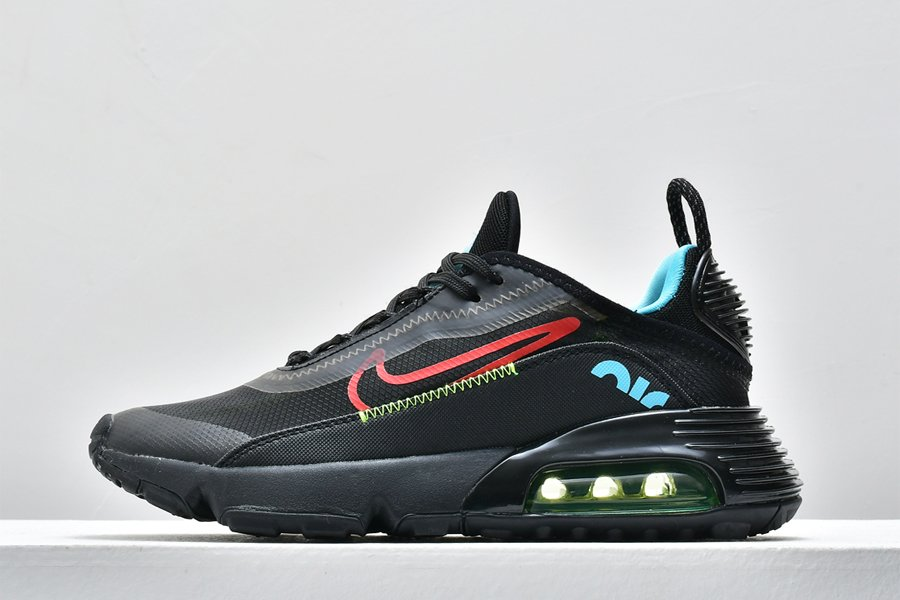 Nike Air Max 2090 Black Blue Red Sneakers To Buy