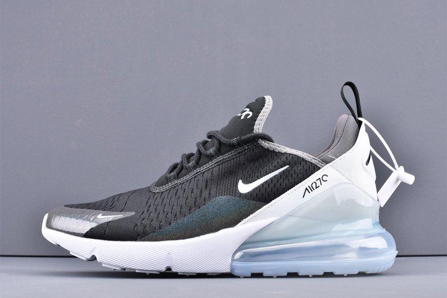 Nike Air Max 270 Y2K Black Metallic Silver Scarpe Online Economiche