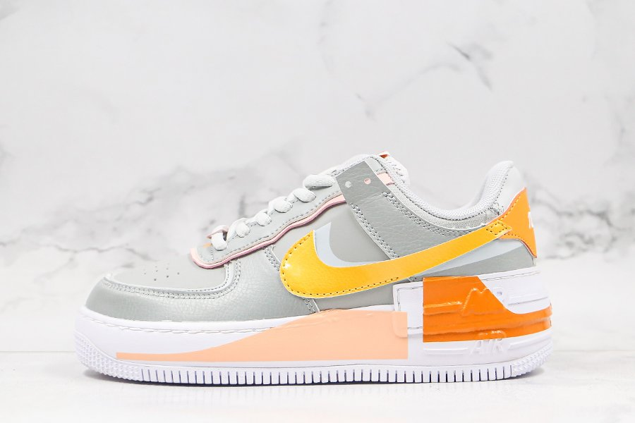 Nike WMNS Air Force 1 Shadow Pollen Rise CQ9503-001 Outlet