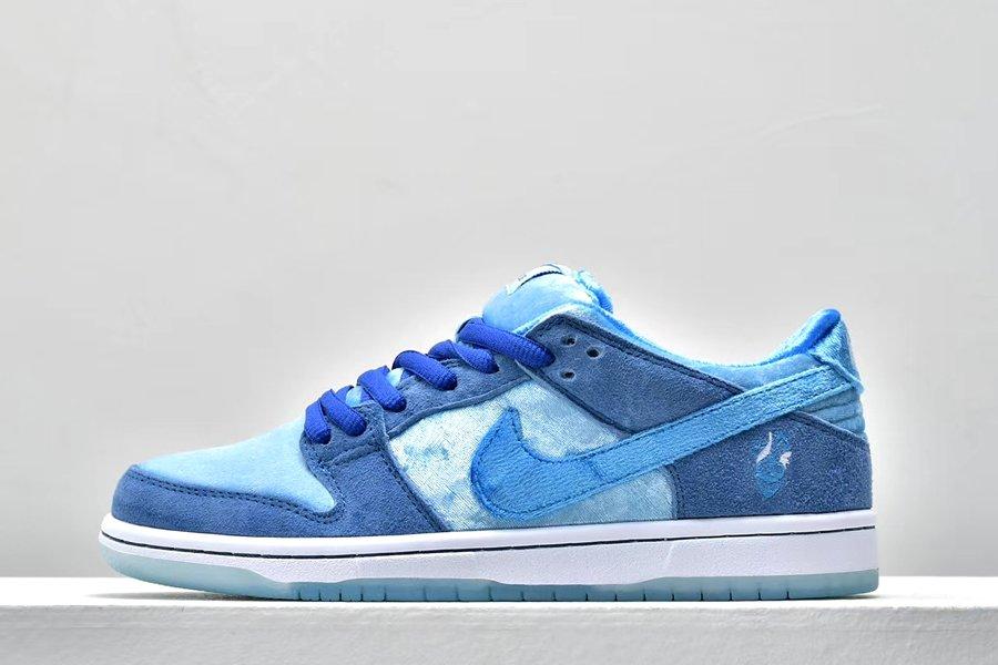 StrangeLove x Nike SB Dunk Low Blue To Buy