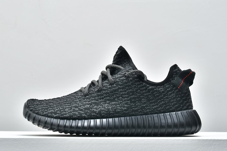 2016 adidas Yeezy Boost 350 Pirate Black BB5350 For Sale