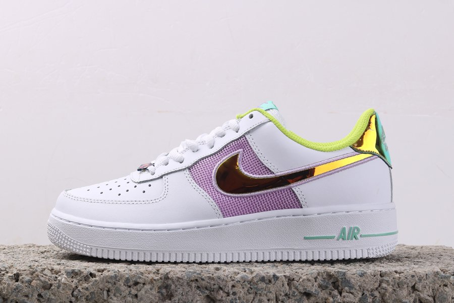 2020 Nike Air Force 1 Low Easter CW5592-100 For Sale