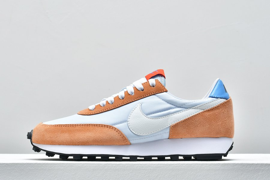 Brand New Nike Daybreak Football Grey White-Orange Trance To Buy