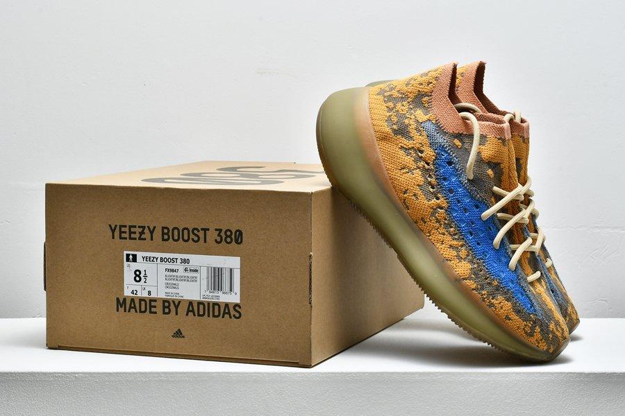 Buy adidas Yeezy Boost 380 Blue Oat Reflective FY5137
