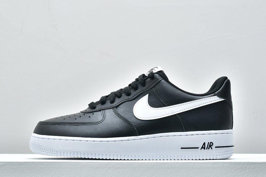 Nike Air Force 1 07 Low-top Sneakers Black White CJ0952-001 To Buy