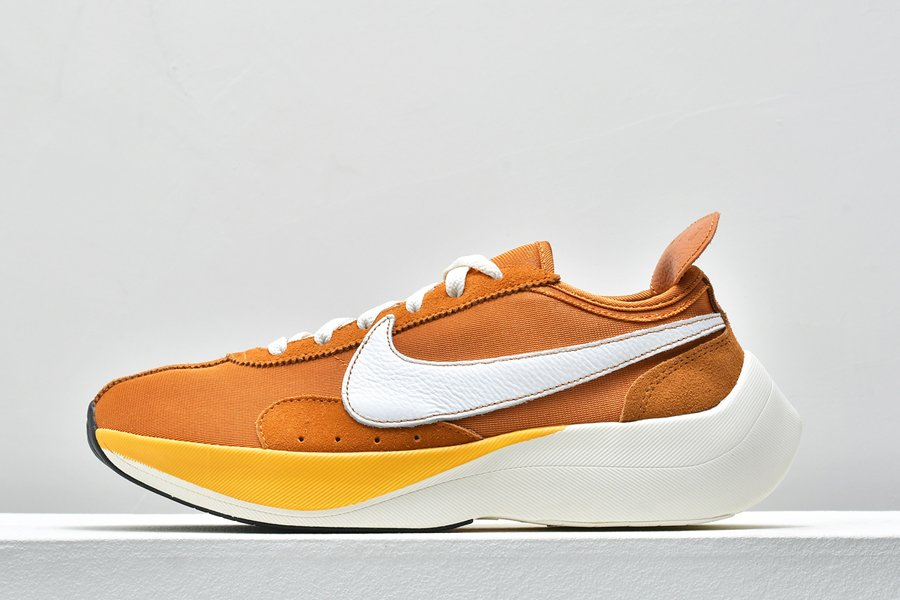 Nike Moon Racer Monarch Sail-Amarillo BV7779-800 For Sale