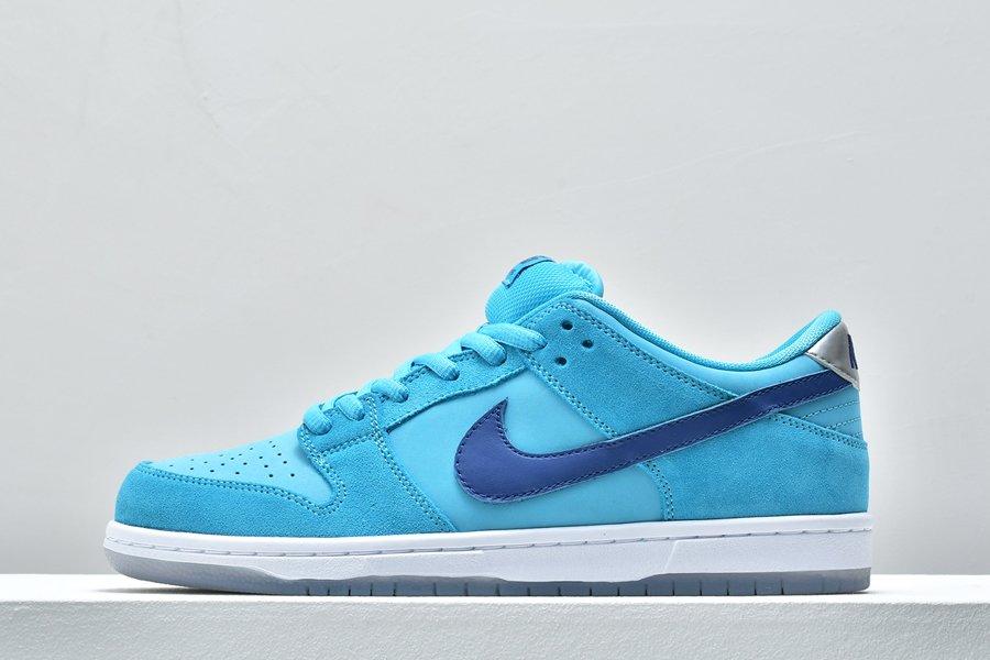 Nike SB Dunk Low Blue Fury Deep Royal BQ6817-400 For Sale