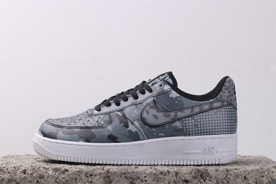 Nike Air Force 1 Low City of Dreams Chicago Black Grey For Sale