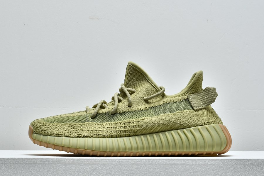 adidas Yeezy Boost 350 V2 Sulfur Olive Green FY5346 To Buy
