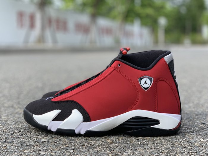 2020 Air Jordan 14 Gym Red 487471-006 To Buy