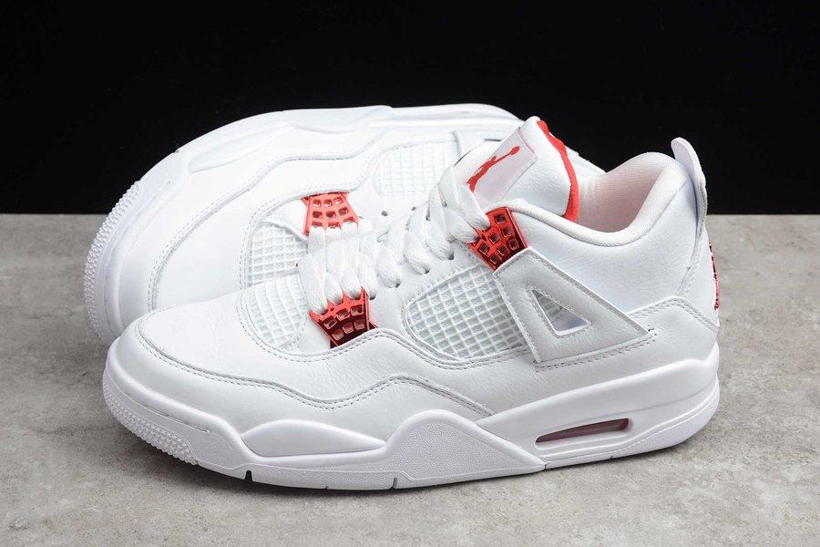 Buy Air Jordan 4 Retro Red Metallic CT8527-112 Online