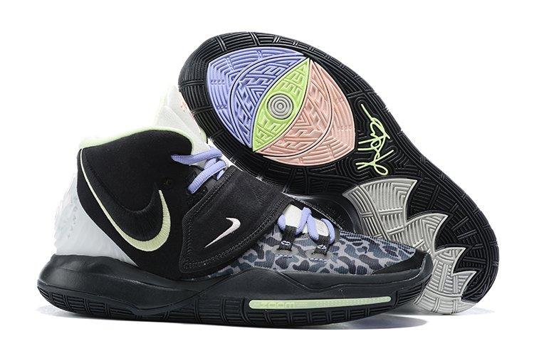 Buy Online Mens Nike Kyrie 6 Asia Irving In Black