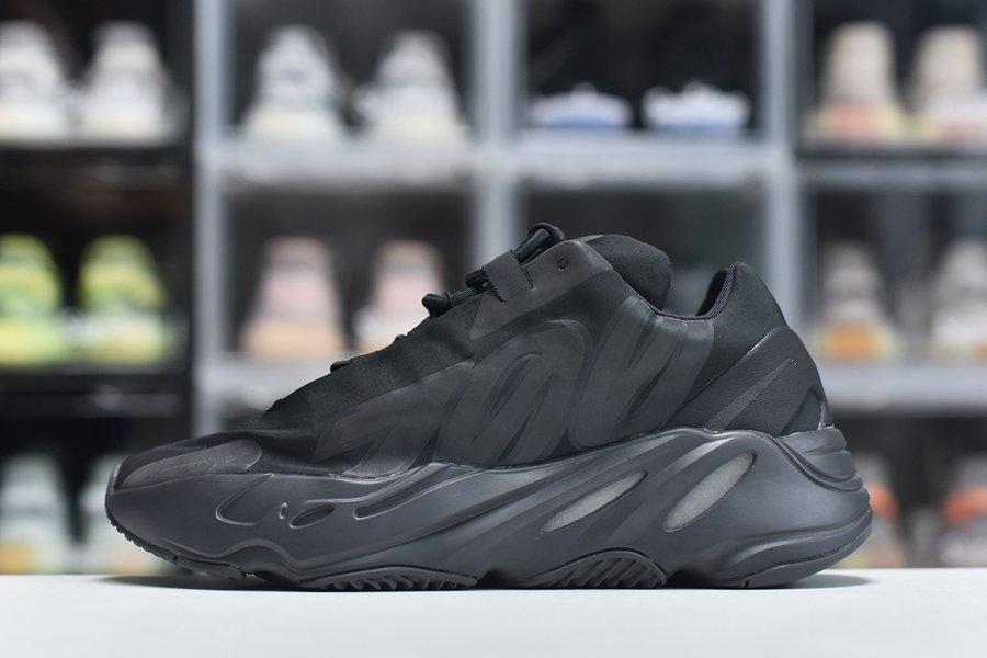 adidas Yeezy Boost 700 MNVN Triple Black FV4440 On Sale
