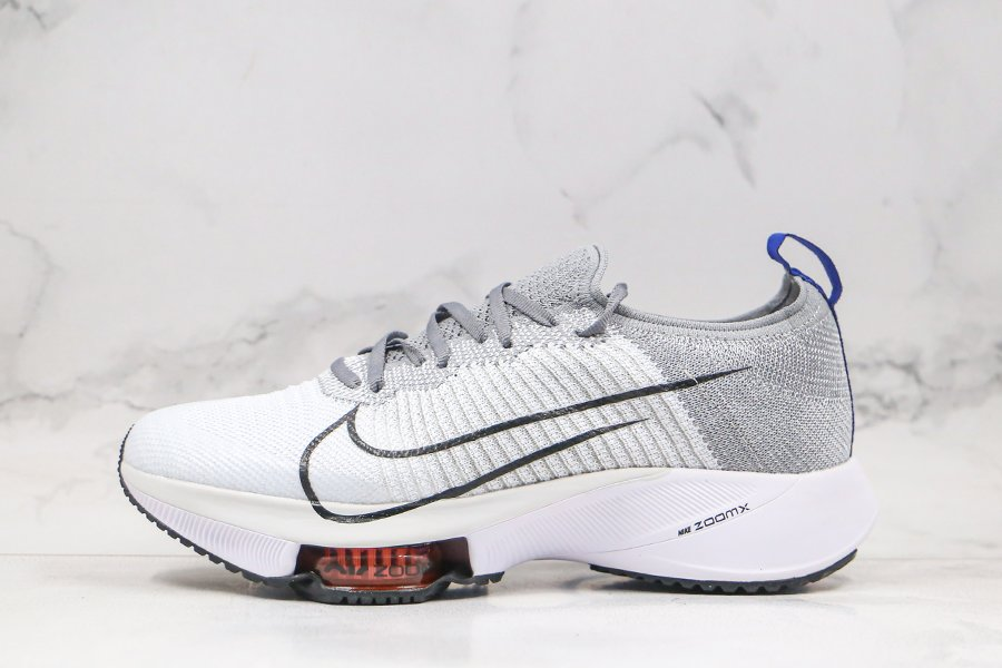 Buy Nike Air Zoom Turbo Flyknit Particle Grey Black Running Shoes