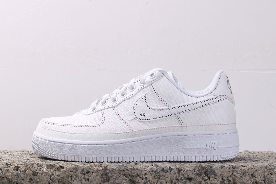 Nike Air Force 1 Low 07 LX Tear Away White Multi-Color For Sale
