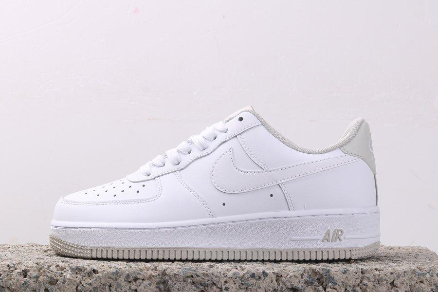 Nike Air Force 1 Low White Light Bone CJ1380-101 For Sale