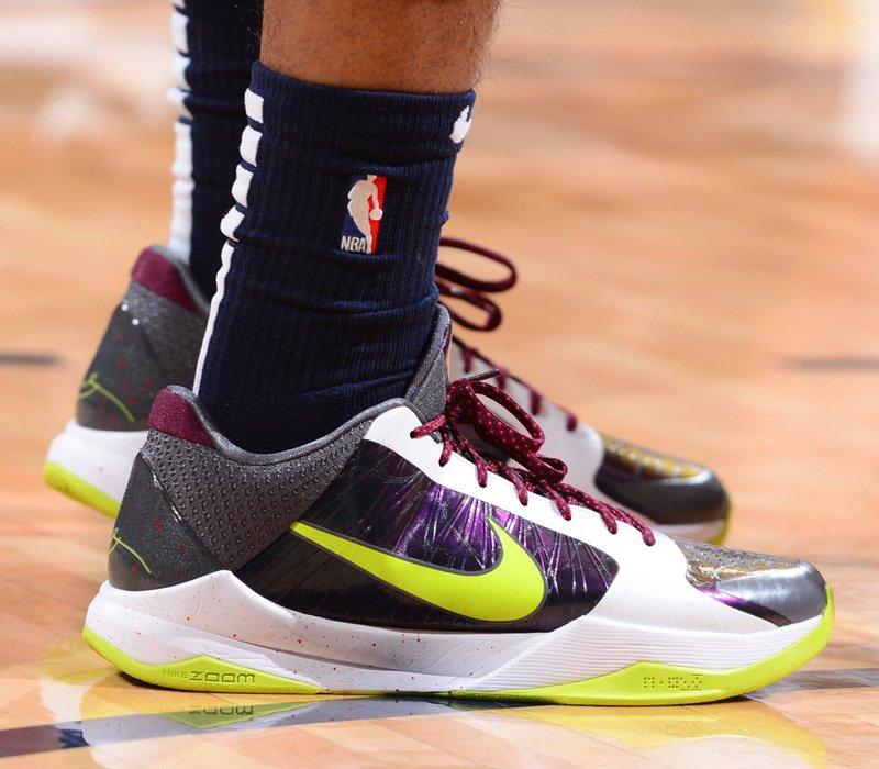 2020 Nike Kobe 5 Protro Chaos On Feet