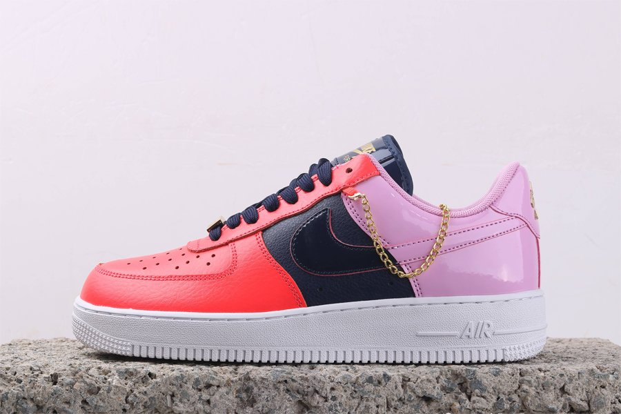 Nike Air Force 1 Low Cuban Link CZ8100-600 For Sale