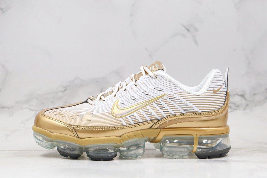 Nike Air VaporMax 360 Metallic Gold