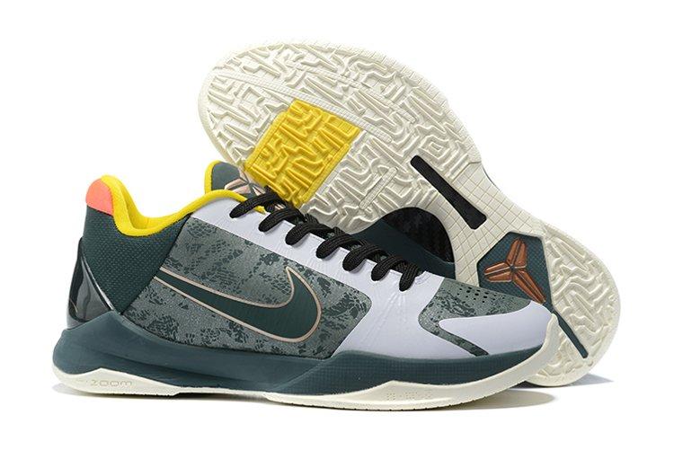 Nike Kobe 5 Protro EYBL Forest Green CD4991-300 On Sale