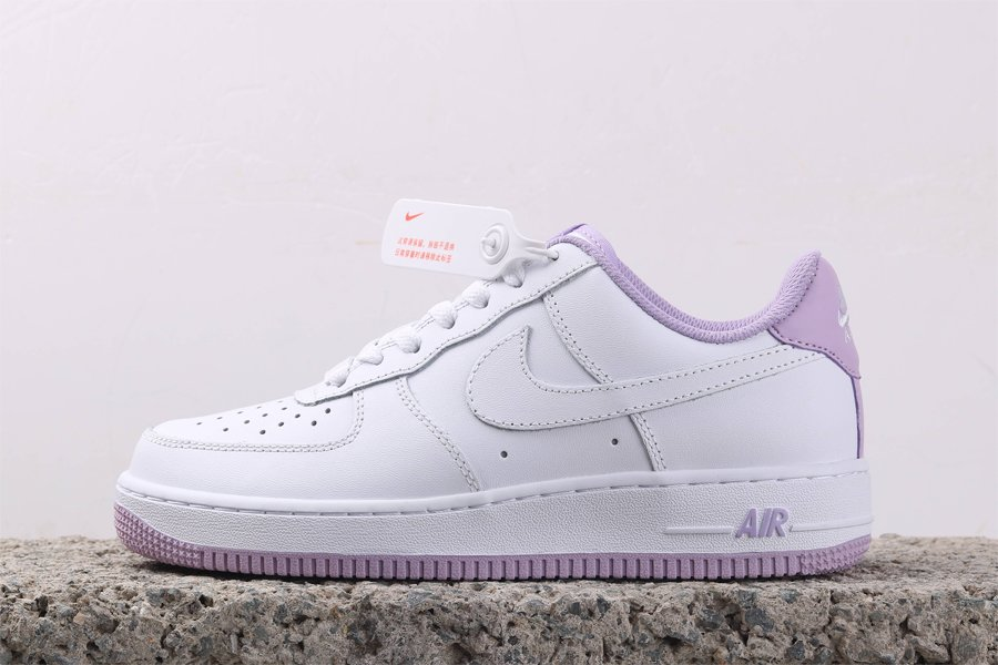 Air Force 1 Low White Lilac