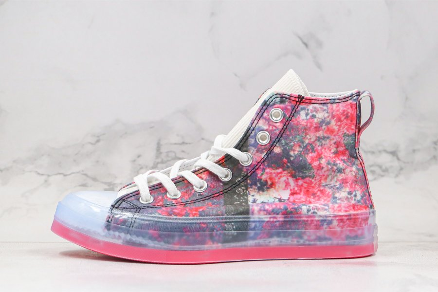 Shaniqwa Jarvis x Converse Chuck Taylor CX Teaberry White Black Sale
