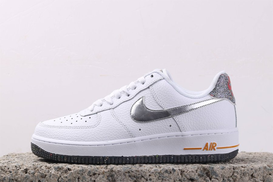 Nike Air Force 1 Crater Features Recycled Outsoles