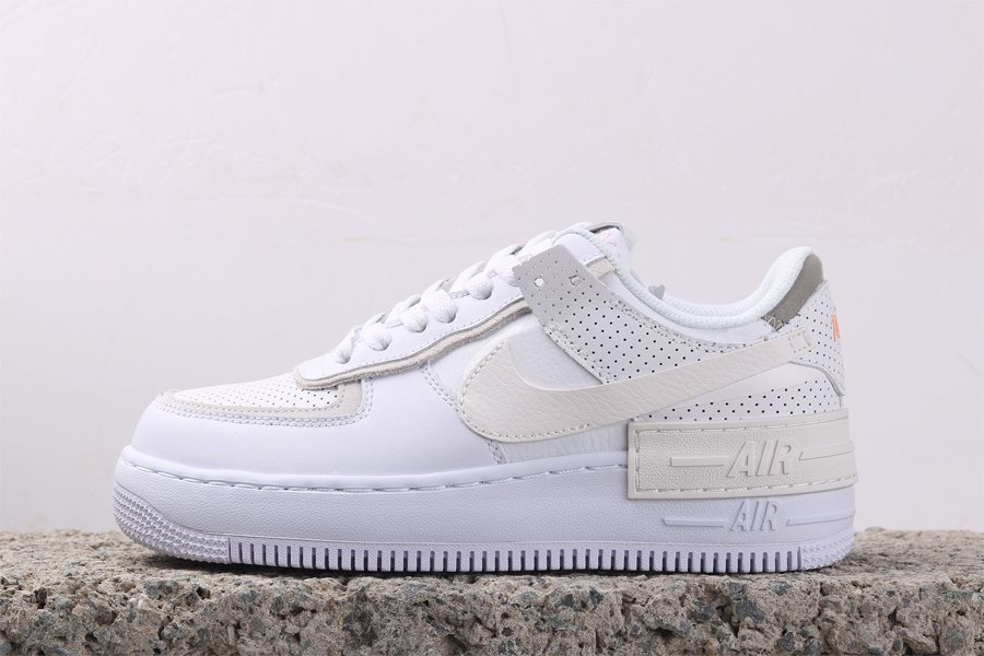 Womens Nike Wmns AF1 Shadow Stone Atomic Pink