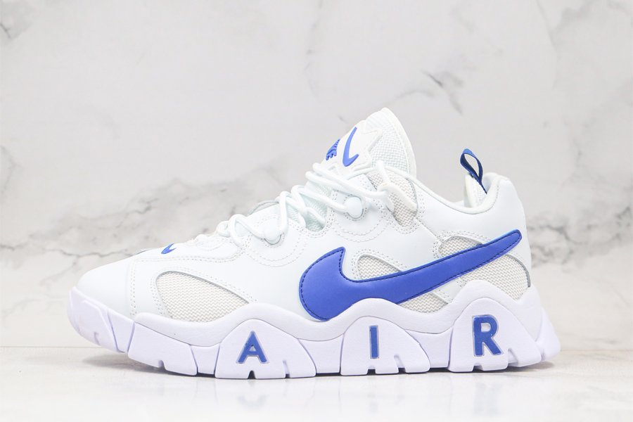 Nike Air Barrage Low White Hyper Blue CD7510-100 To Buy