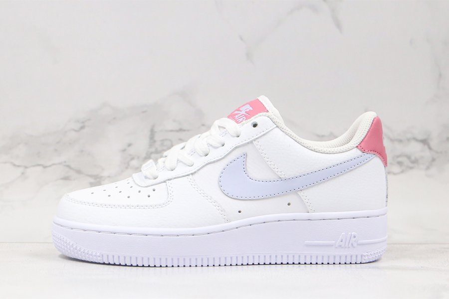 Nike Air Force 1 07 White Desert Berry 315115-156 Available Online