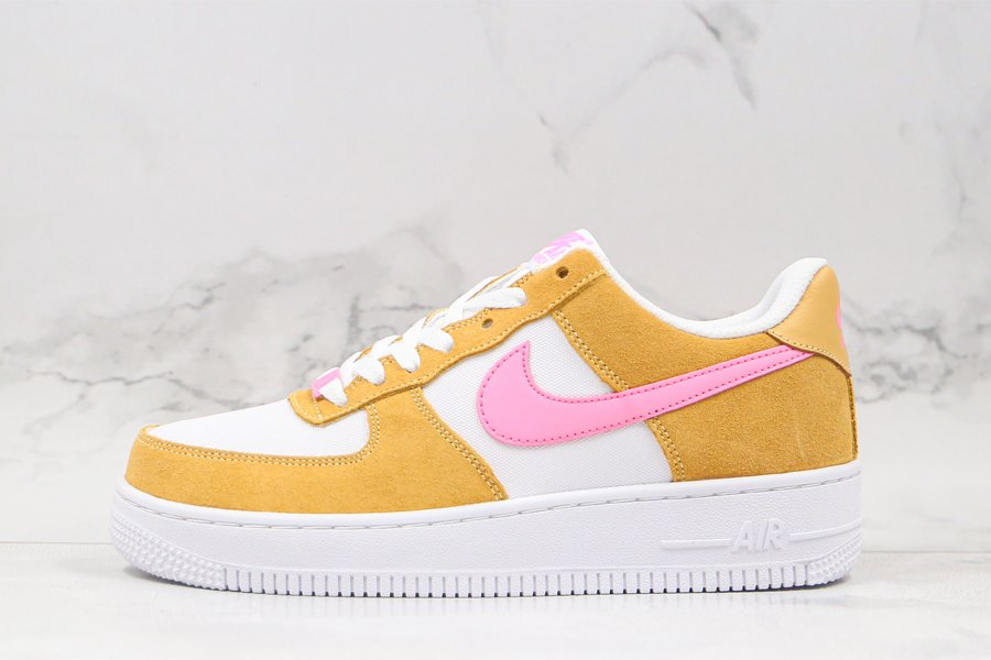 Nike Air Force 1 Low Flex Pink DC1156-700 For Sale