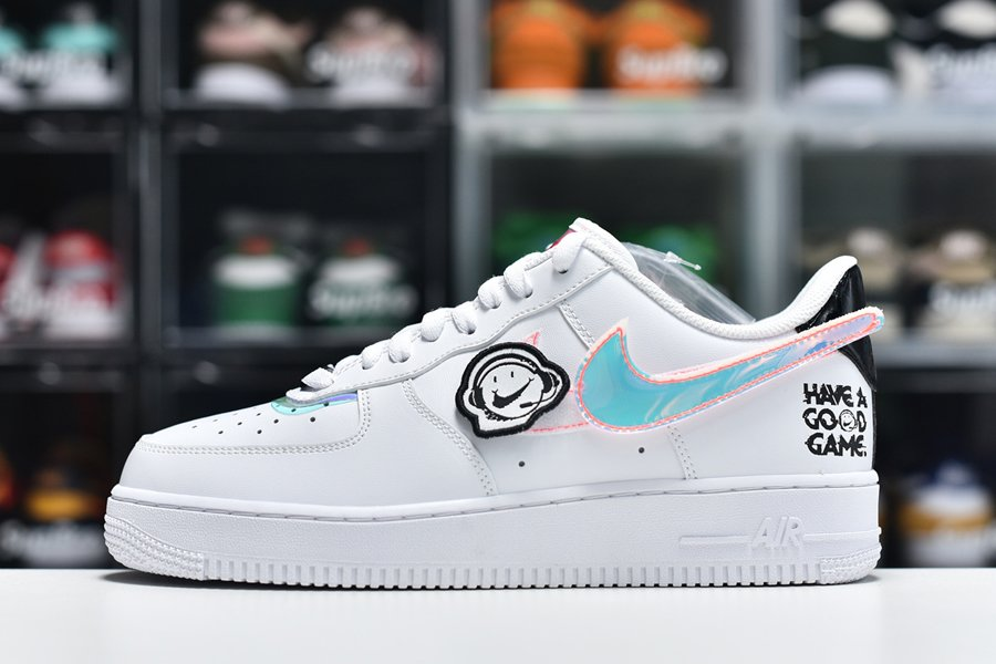 Nike Air Force 1 Low Have A Good Game White DC0710-191 For Sale